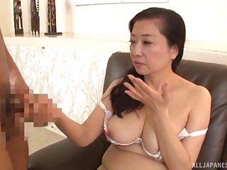 Mature Asian